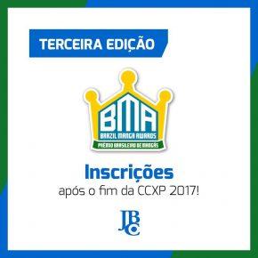 Brazil Mangá Awards: Premiação tem 3ª edição confirmada