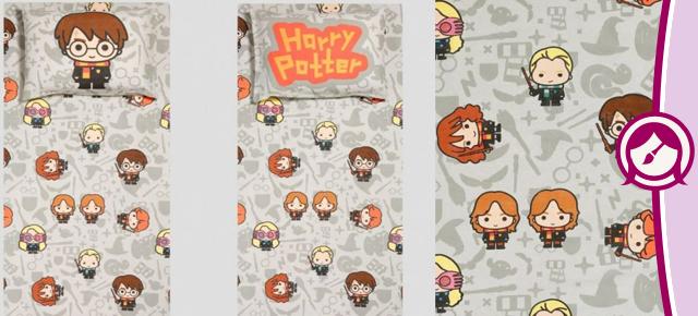 Riachuelo divulga nova coleção de Harry Potter: pijamas, roupa de cama e acessórios