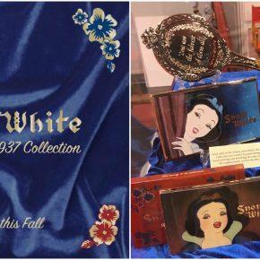 Branca de Neve completa 80 anos e ganha linha de maquiagens retrô