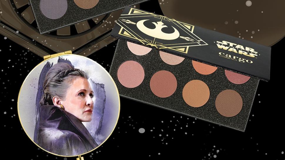 Linha de maquiagens Star Wars: Os Últimos Jedi