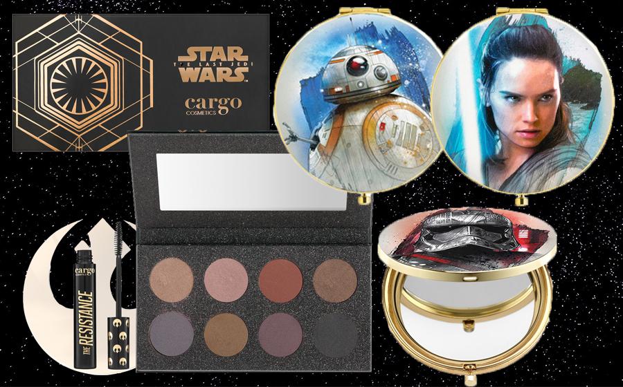 Linha de maquiagem Star Wars: Os Últimos Jedi