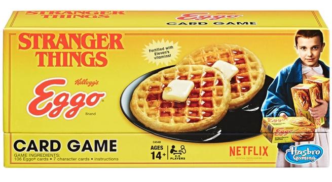 Hasbro lança linha de jogos de Stranger Things