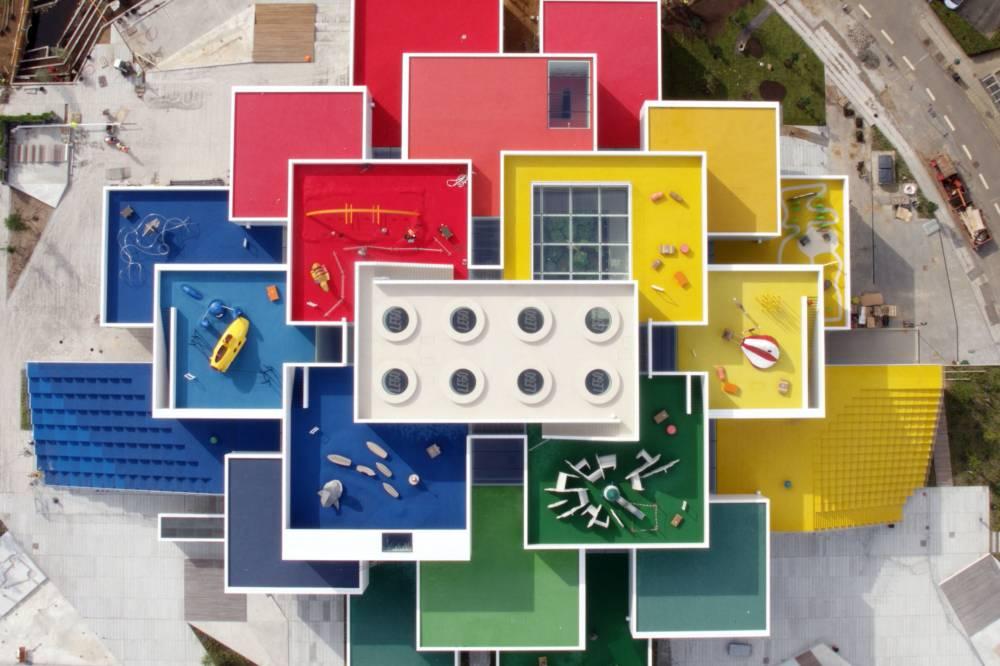 Brinque numa casa feita de Lego! Conheça a incrível Lego House localizada na Dinamarca
