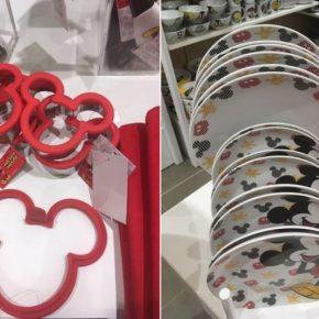 Camicado lança coleção de utensílios de cozinha Mickey