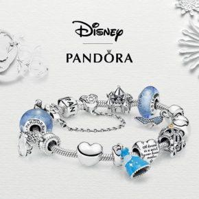 Pandora lança no Brasil nova coleção Disney