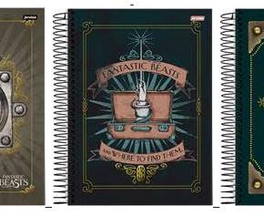 Jandaia apresenta cadernos Harry Potter, Star Wars e outros na CCXP