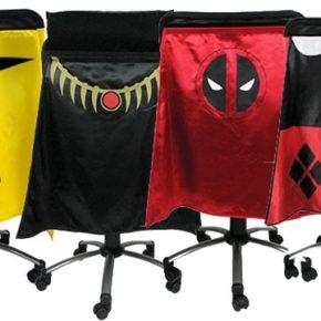 Transforme sua cadeira com essas capas incríveis!