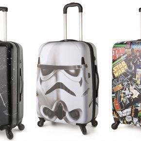 Star Wars: Bagaggio lança coleção de malas inspiradas na saga!