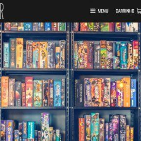 Encounter Board Game Café lança loja virtual com jogos de tabuleiro