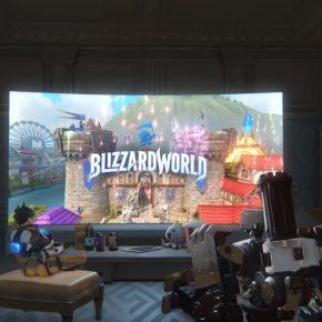 Disponível Blizzard World, novo mapa de Overwatch