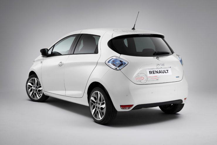 Renault Zoe: Marca anuncia carro temático de Star Wars