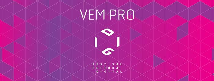 Começa hoje o DIGI - Festival de Cultura Digital