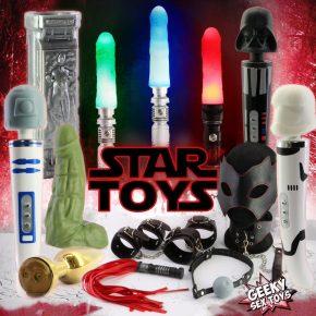 Star Wars: Sex Shop lança brinquedos sexuais temáticos da saga