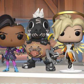 Funko: Novos colecionáveis de Overwatch