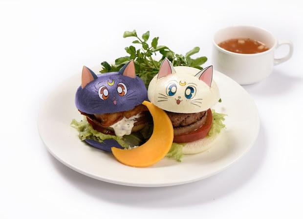 Sailor Moon Café abre por tempo limitado no Japão