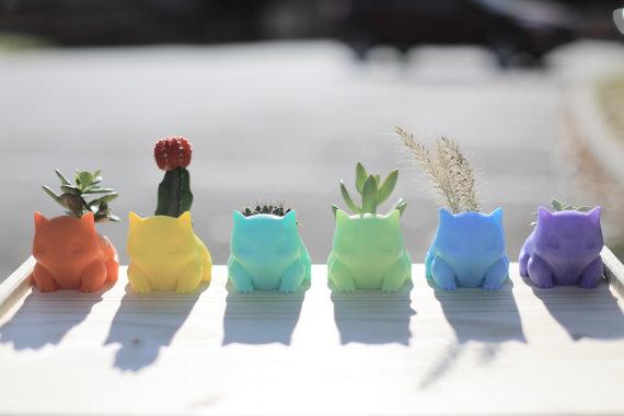 Loja virtual lança Bulbasaur impresso em 3D