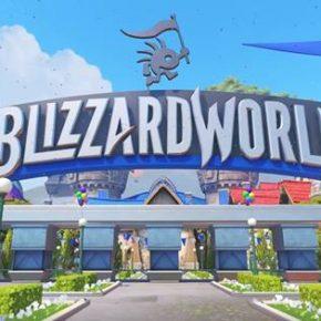 Mapa de Overwatch inspirado em parques de diversão disponível a partir de hoje