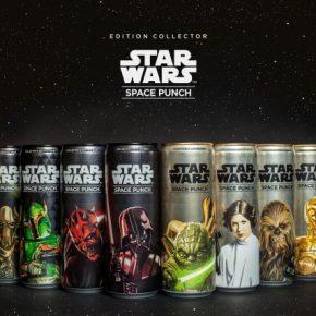 Star Wars e Os Vingadores: Marca alemã lança refrigerantes com latas colecionáveis