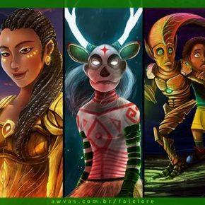 Filmes da Disney adaptados para o folclore brasileiro