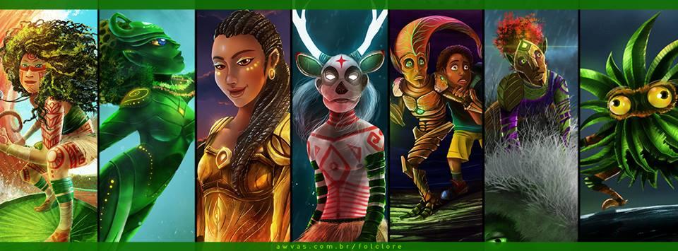 Filmes da Disney adaptados para o folclore brasileiro | Garotas Nerds