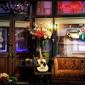 Friends: Cafeteria oficial Central Perk se tornará realidade