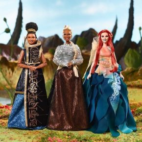 Uma Dobra no Tempo: Mattel cria Barbies Celestiais personagens do filme