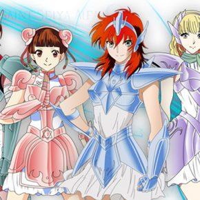 Cavaleiros do Zodíaco: Saintia Shô ganhará anime em 2019