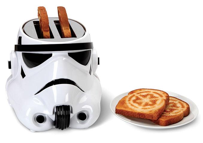 Star Wars: Torradeira Stormtrooper