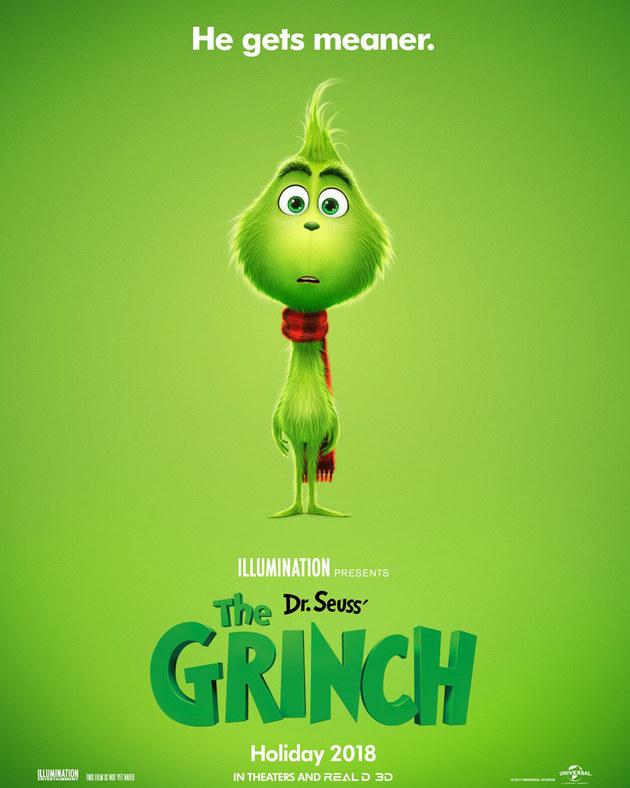O Grinch: Veja o teaser da nova animação