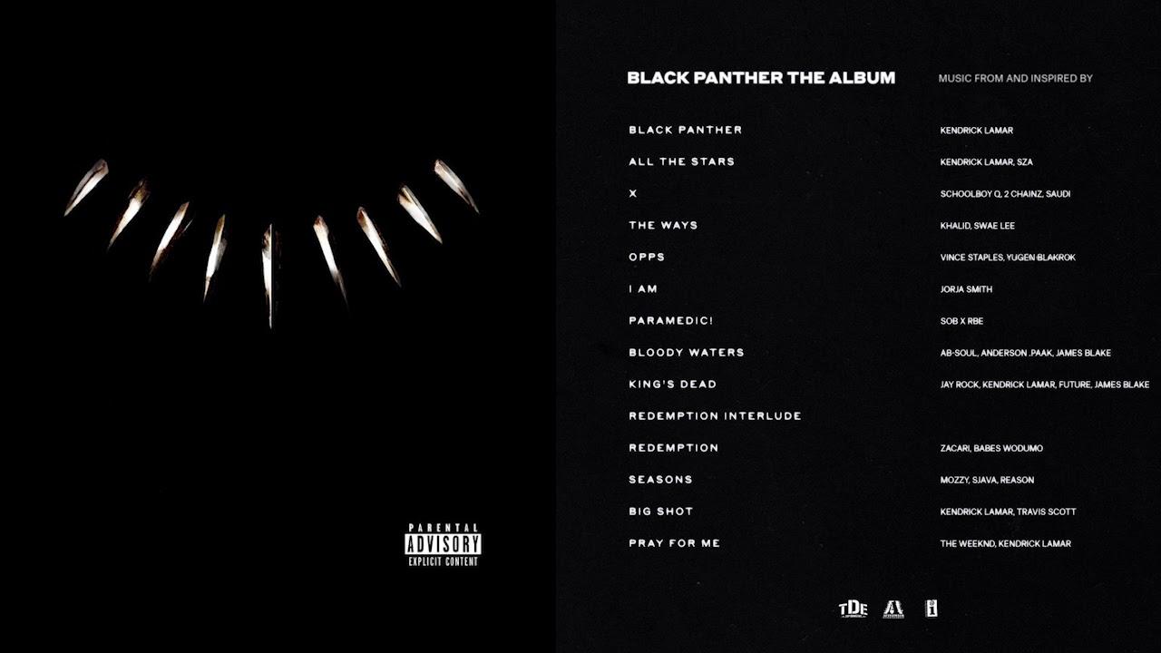 Pantera Negra: trilha sonora é mais um dos destaques do filme