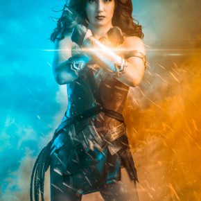 Mulher Maravilha: O melhor cosplay que você verá hoje!