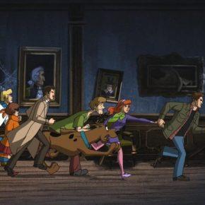 Scoobynatural: Um crossover de Scooby-Doo e Supernatural