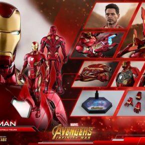 Guerra Infinita: colecionáveis incrivéis da Hot Toys