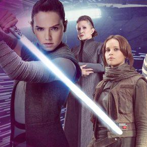 Dia Internacional da Mulher: As Mulheres da saga Star Wars
