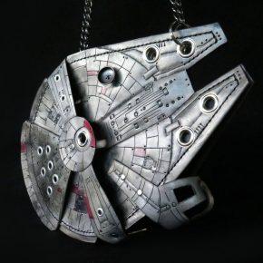 Faça você mesmo: Bolsa Millennium Falcon