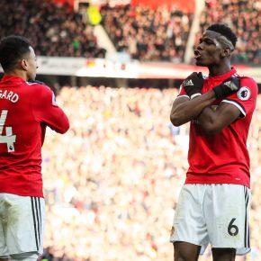 Pantera Negra: Jogadores do Manchester United comemoram gol fazendo saudação Wakanda