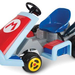Nintendo: Mario Kart de verdade para nova geração!