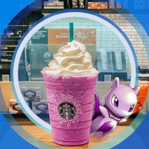 Frappuccino Pokémon Go: menu secreto Starbucks