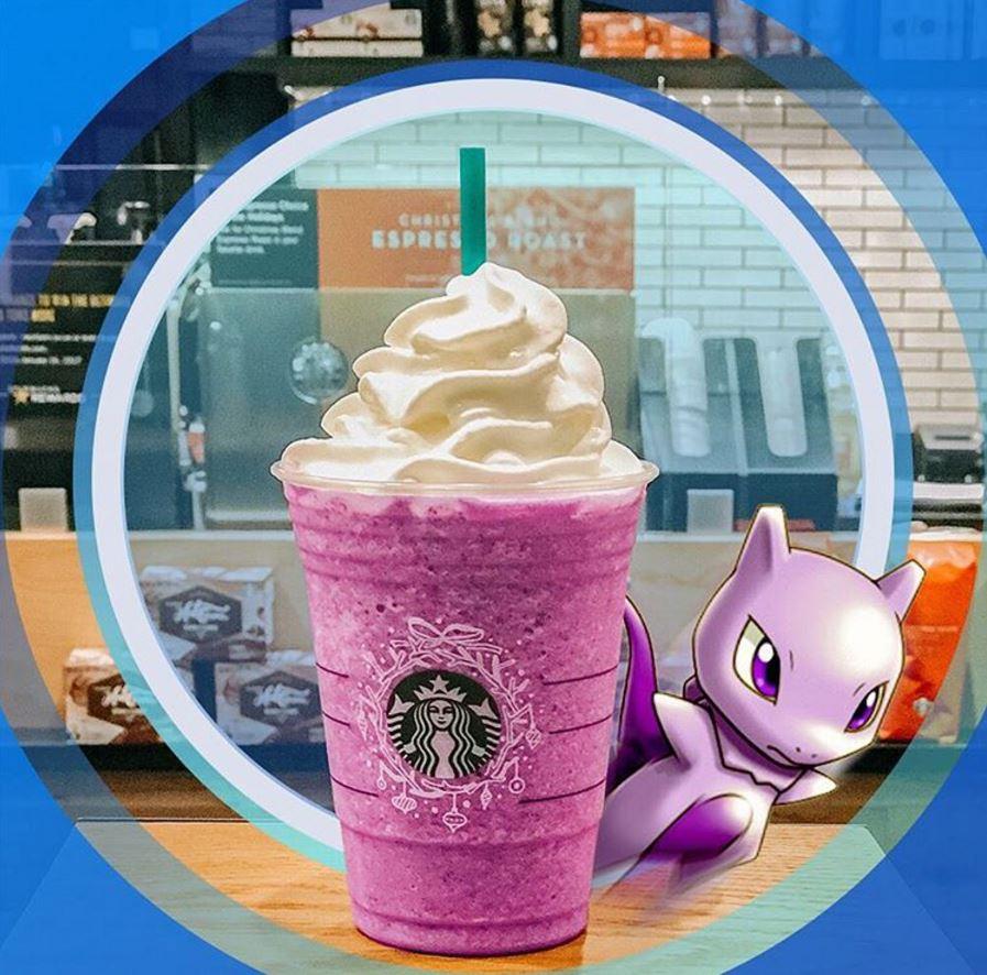 Frappuccino Pokémon Go: Menu Secreto da Starbucks