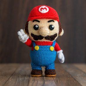Amigurumis: Nossos personagens favoritos em crochê e tricô