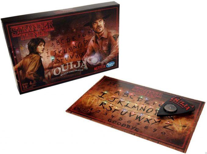 Stranger Things: Junto a Netflix, Hasbro lança Ouija inspirado na série