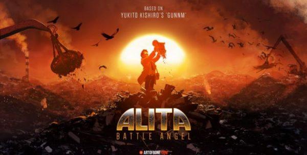 """Gunnm: A história que originou o filme da Fox """"Alita: Anjo de Combate"""""""