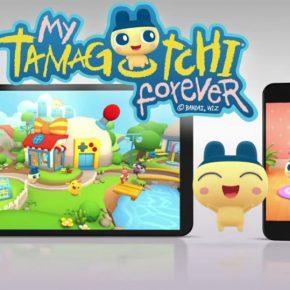 Bandai Namco lança aplicativo Tamagotchi para iOS e Android