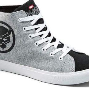 Pantera Negra: Sneakers e boné em versão limitada