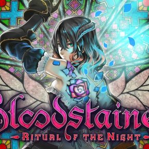 Lançamento de Bloodstained: Ritual of the Night