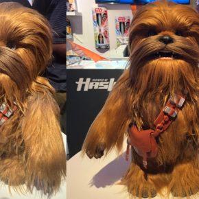Star Wars: Hasbro lança Chewbacca interativo e super fofo!