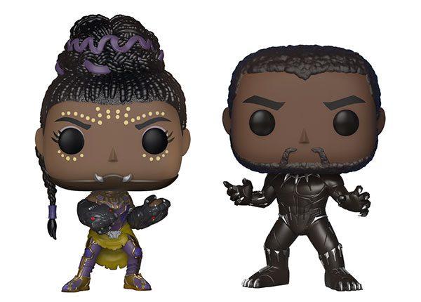 Funko POP: nova coleção com personagens do filme Pantera Negra