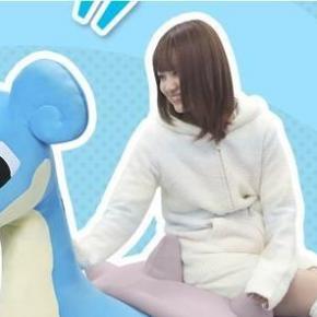 Pokémon: Bandai lança pelúcia gigante do Lapras