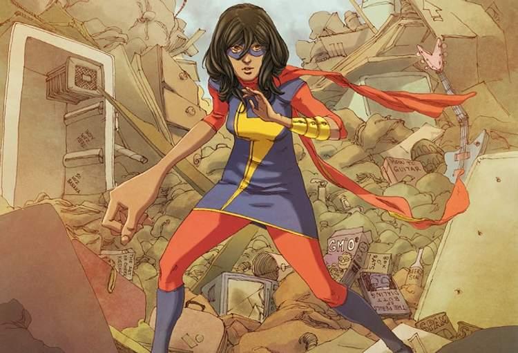 Kamala Khan: Ms. Marvel e sua luta contra os preconceitos