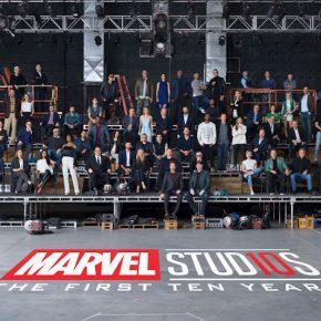 Marvel: Universo cinematográfico completa 10 anos e eles sabem como festejar!